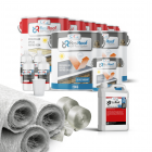 100m² 450g ResiRoof® Fibreglass Roof Kit