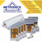 Metrodeck® GRP Roofing kit  15m²