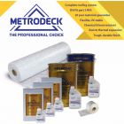 Metrodeck® GRP Roofing kit 30m²