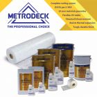 Metrodeck® GRP Roofing kit 40m²