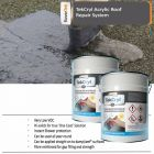 20m2 TekCryl Acrylic Roof Repair kit