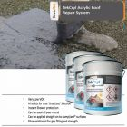 30m2 TekCryl Acrylic Roof Repair kit