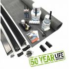 Flat Rubber Roof Kits
