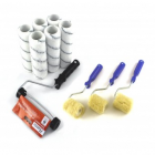 Resin - Topcoat Applicator Roller set 3 & 6 piece