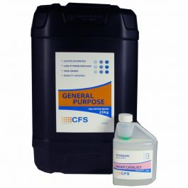 Encore 30 Polyester Resin Roofing 25kg Inc Cat