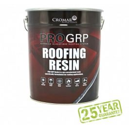 Cromar Progrp Roofing Resin 10kg Composite Roof Supplies