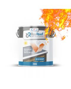 ResiRoof Fire Rated Roofing Topcoat 20kg