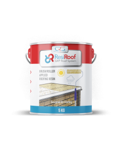 ResiRoof Base coat Roofing Resin