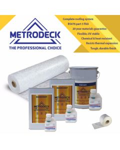 Metrodeck® GRP Roofing kit  5m²