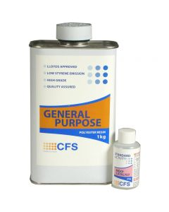 fibreglass resin general purpose