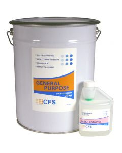 GP10 General Purpose Polyester Resin 20kg