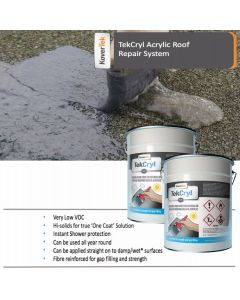 15m2 TekCryl Acrylic Roof Repair kit