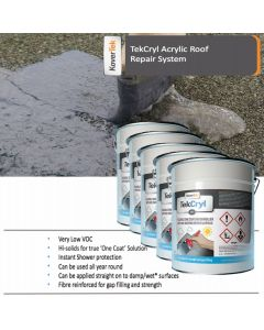 50m2 TekCryl Acrylic Roof Repair kit