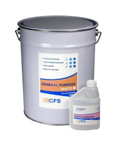 CFS GENERAL PURPOSE WHITE RESIN
