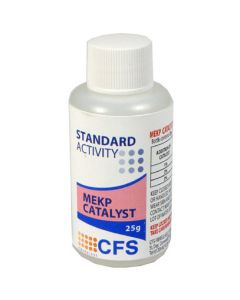 CFS MEKP Standard Catalyst 25gm pack