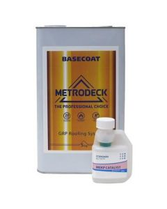 Metrodeck Roofing Base Resin 5kg
