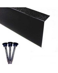 Shed Roof Edge Trim