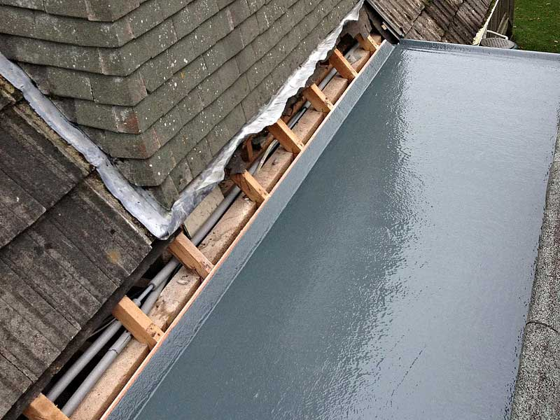Fibreglass Roof Composite roof supplies