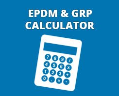 GRP & EPDM Kit Calculators