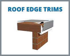 Flat Roof Edge Trims